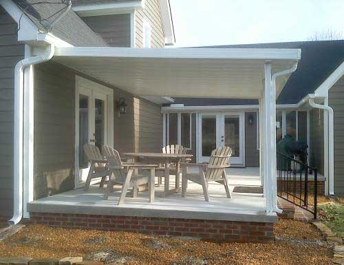 Featuring The Alumawood Patio Cover, Customized By You, Made To Order,  Shipped Nationwide.