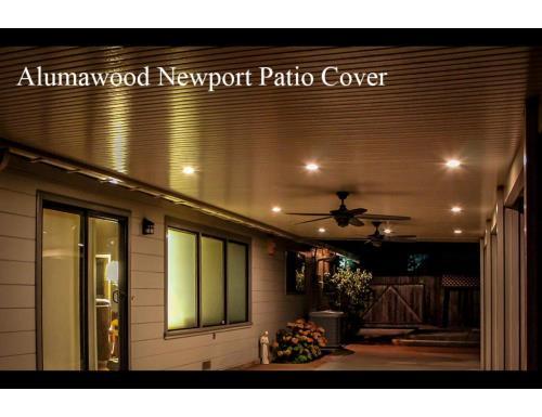 Alumawood diy patio cover kits newport led light strips workwithnaturefo