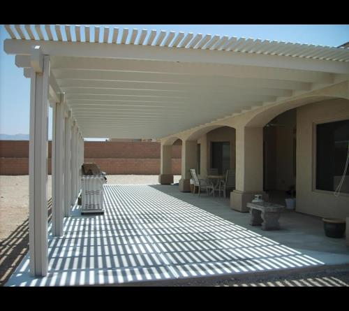 Alumawood Patio Covers Attached To House
