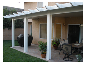 Insulated Alumawood Patio Cover