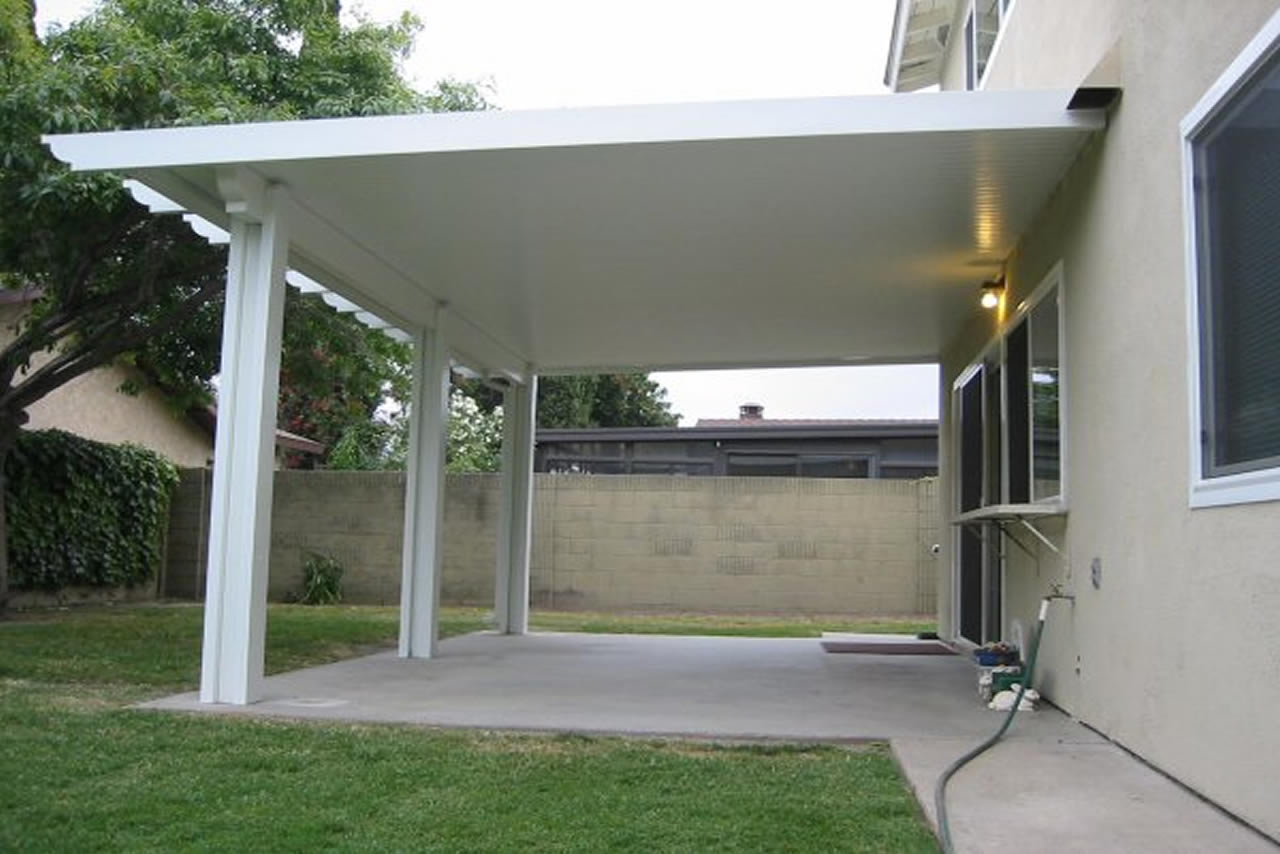 Nice Alumawood Patio Cover Kit