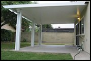 Alumawood Newport Patio Cover Kit Photo Gallery, Pictures of Alumawood