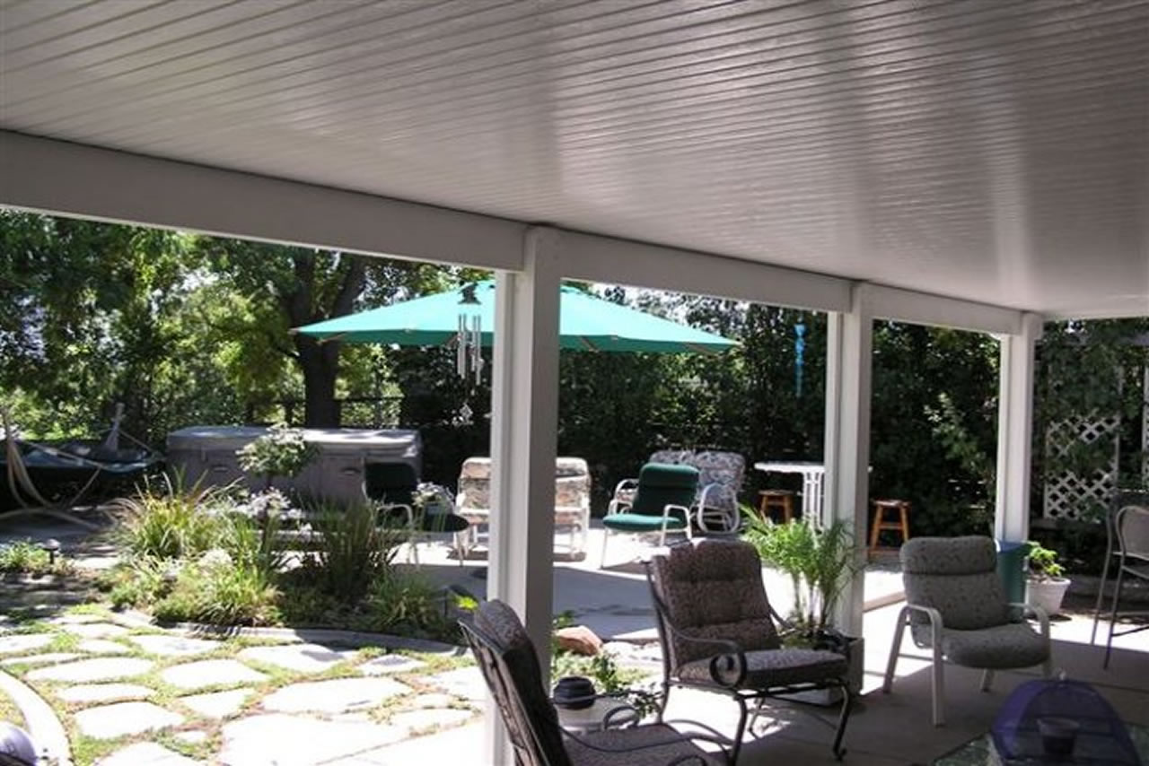 learn about alumawood newport patio cover kits