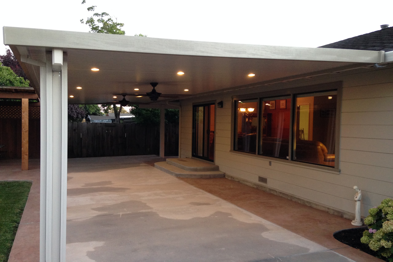 Charmant Aluminum Alumawood Newport Patio Covers