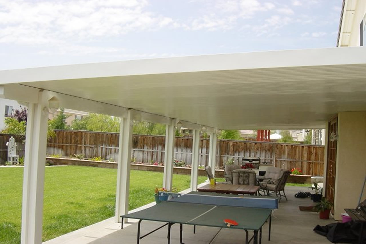 Pictures of alumawood newport patio covers backyard aluminum patio cover solutioingenieria Gallery