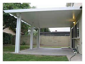 Beautiful Alumawood Newport Patio Cover Kits