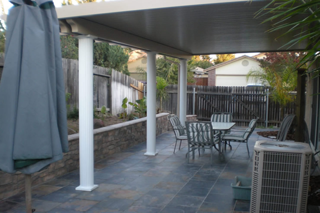 Alumawood Patio Covers Genuine Alumawood Newport Diy