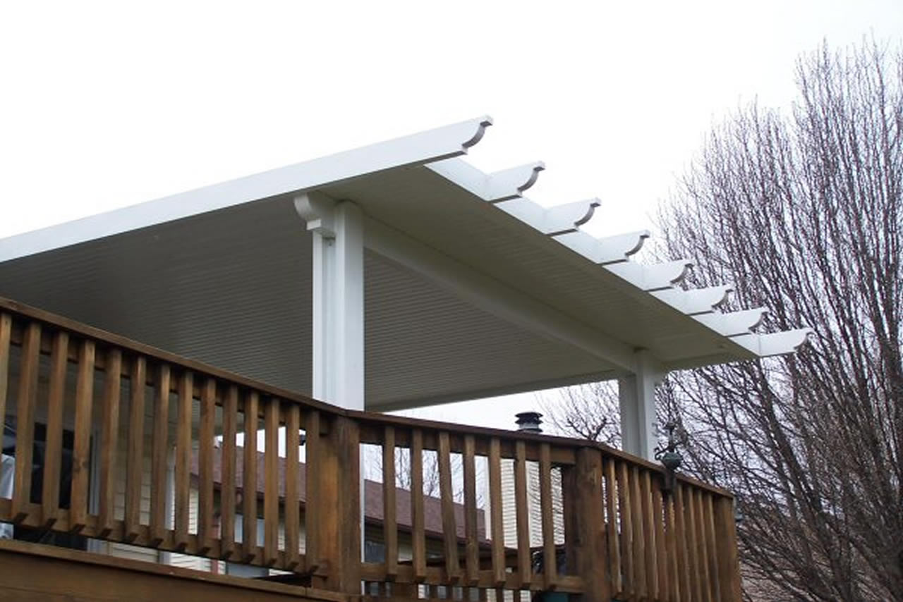 Patio Kits Deck Covers