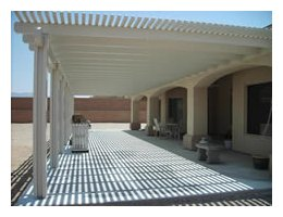 Alumawood Pergola Lattice Cover Kits