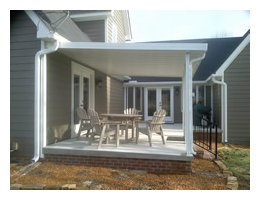 Traditional Aluminum Patio Cover Kits