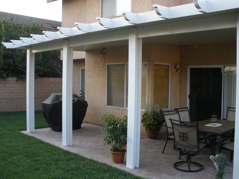 eldred alumawood insulated patio cover photo gallery