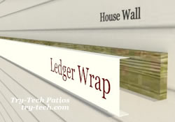 Ledger Board Wrap