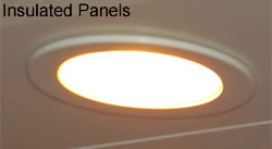 Insulated Maxx Panel Light