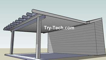 Patio Cover Fascia Board Attachment