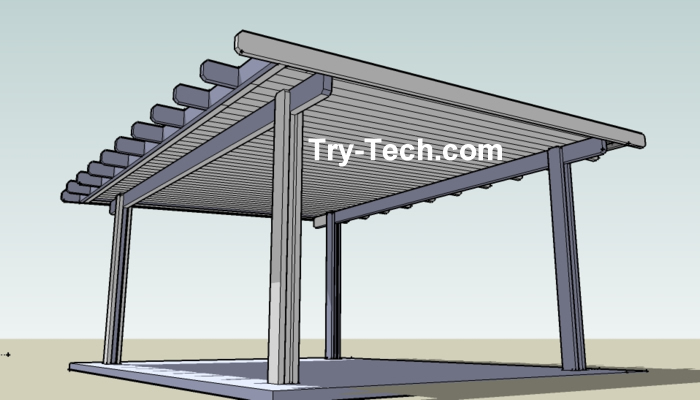 Patio Cover Plans Diy Plans Diy Free Download Wooden Deck