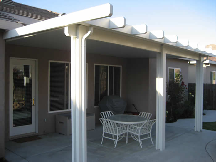 photo gallery for insulated alumawood patio covers
