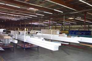 Amerimax Building Products Pickup Facility for Alumawood and Traditional Patio Covers