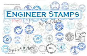 Engineer state stamps
