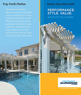 Alumawood Shade Structures Brochure