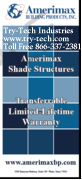 Amerimax Building Products Patio Cover Warranty Card